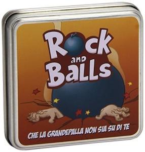 Rock and balls