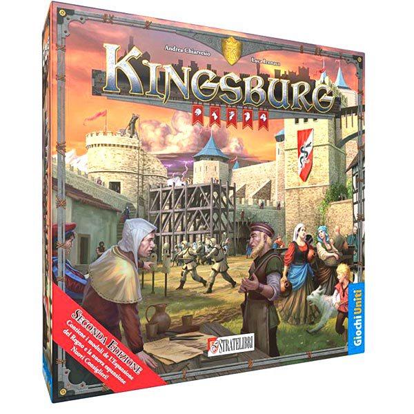 Kingsburg (Seconda edizione)