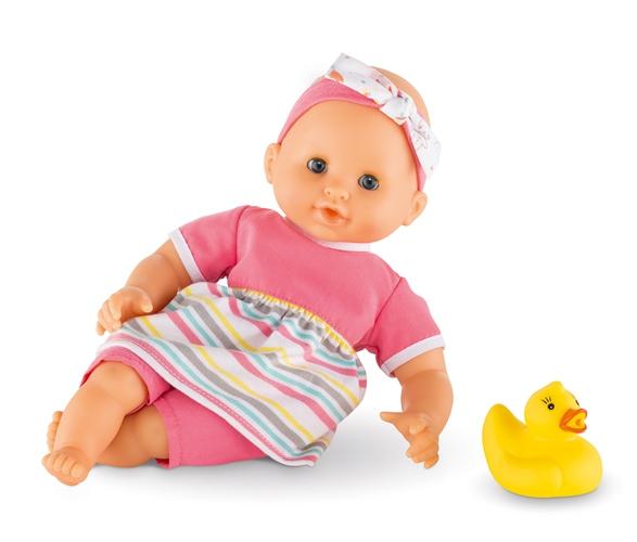 Bambola bebe bain Corolle