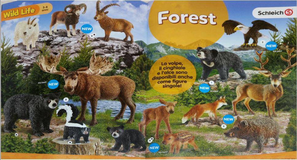 Foresta Schleich