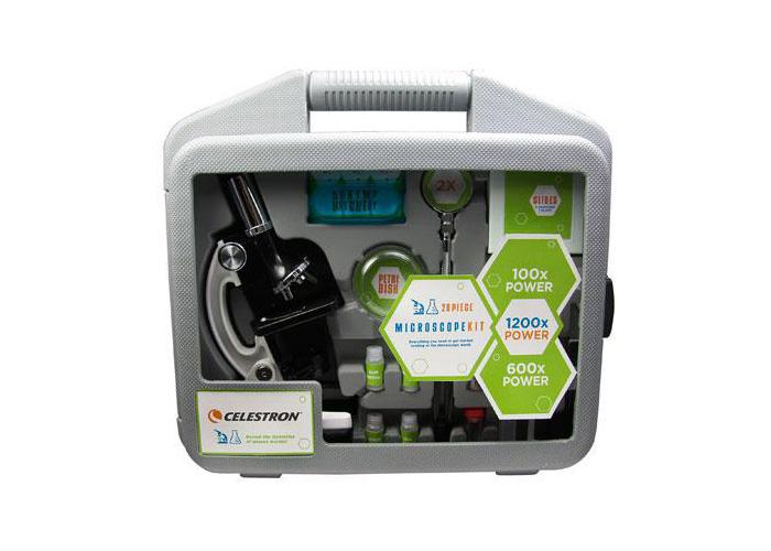 Kit microscopio in valigetta