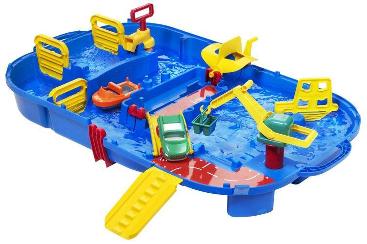 Aquaplay: piccolo porto